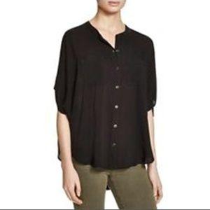 SPLENDID Dolman Button Down Shirt